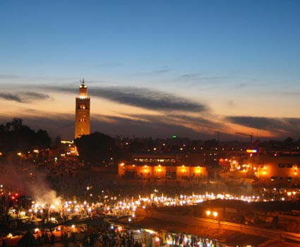 Marrakesh Playlist