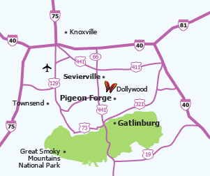Wheelchair Accessible Vacation Rentals Pigeon Forge